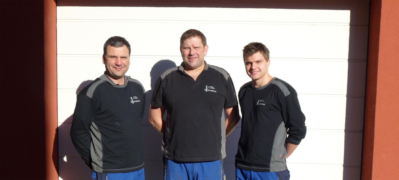 Heiko Koblitz, Markus Bohlender, Tobias Koblitz