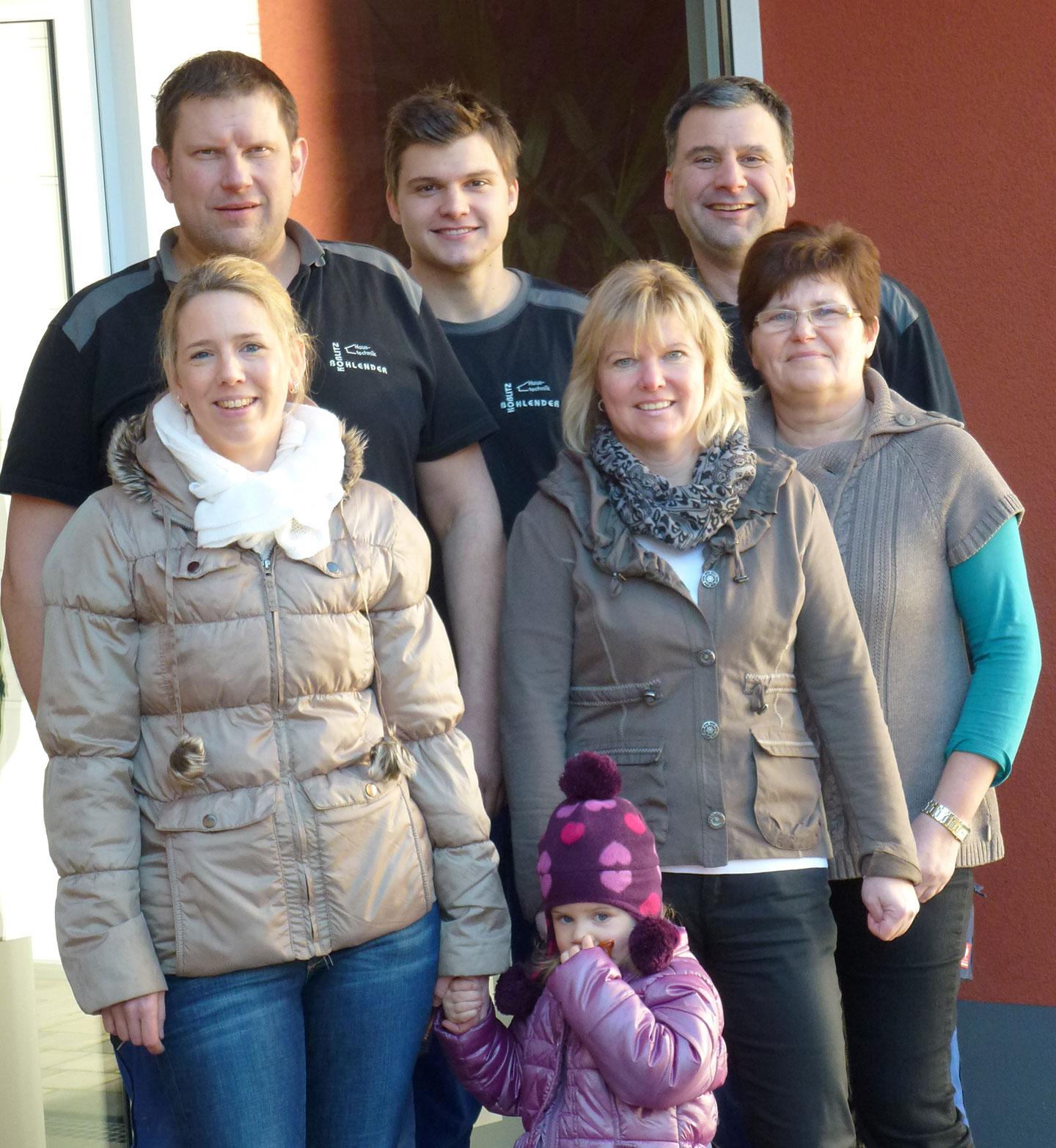 Bohlender & Koblitz - Team